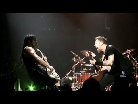 Преглед на клипа: Metallica - Broken, Beat & Scarred