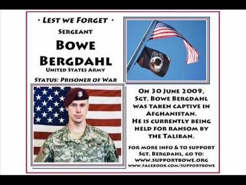 TCB - Sgt. Bowe Bergdahl, U.S. Army POW Since 2009 - SupportBowe.org,- Segment 2