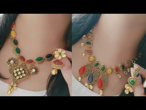 Latest Necklaces Design || Stylish Necklace Collection ||Daily Fashion