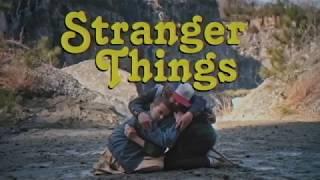 stranger things - bad lip reading theme for 1 hour