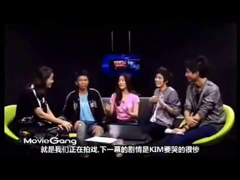 Aom Tina - Funny Interview (Subbed)