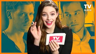 Legacies' Danielle Rose Russell Plays Who Said It: Klaus Mikaelson or Kai Parker?