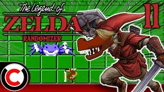 The Legend of Zelda (Randomizer Mod): Armored Up! - #11 - Ultra Co-op