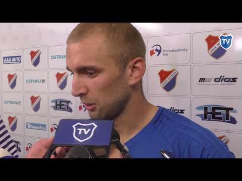 HET liga: Marek Hlinka hodnotí utkání s Brnem (2:0)