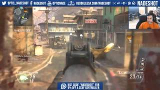 Best League Play Game Ever, NaDeSHoT the UNSTOPPABLE