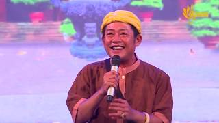 Cười vỡ bụng khi TẤN BEO và DŨNG NHÍ đi chùa phóng sanh xin pháp danh 2018.