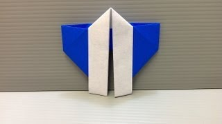 Daily Origami: 084 - Happi