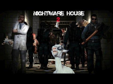 Se Bóde Bódinho - Bodinho joga Nightmare House 2