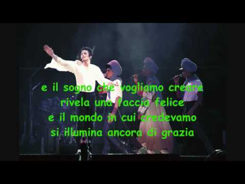 Michael Jackson Heal The World (Sub. Ita) Music Videos