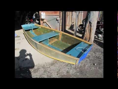 из фанеры для рыбалки