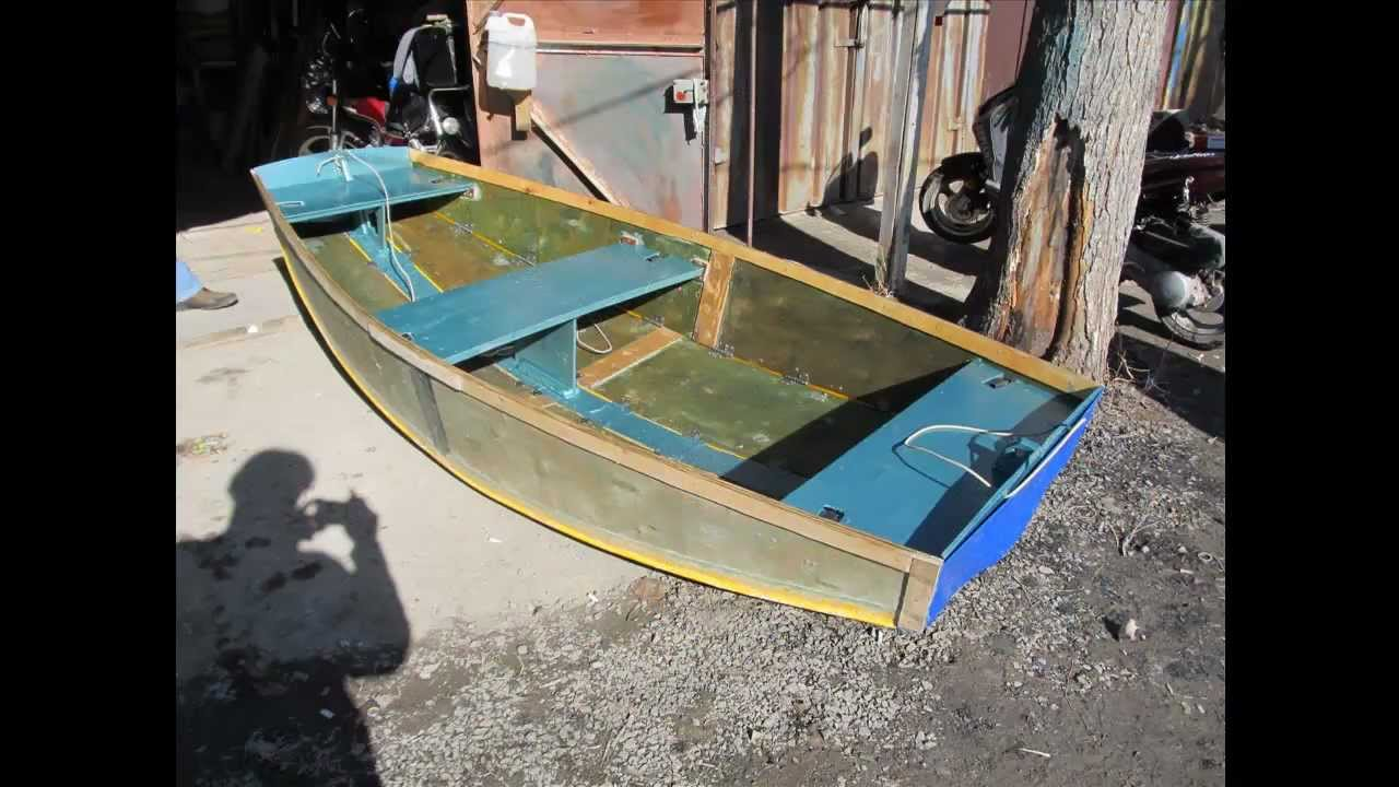 Раскладная лодка своими руками 18