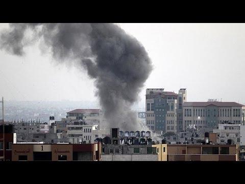 Escalada de violencia y amenazas en Gaza