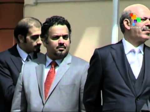 Venezuela: Emir of Qatar Signs Cooperation Agreements with Maduro