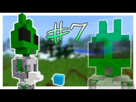 Лось & Инопланетянин - Битва Строителей #7 - Minecraft Mini-Game