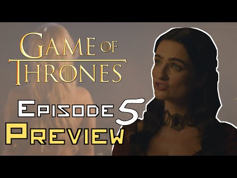 Game Of Thrones Season 6 Episode 5 Preview Breakdown