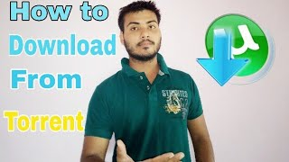 🔥How to download movies from Torrent? Any file easily | 👆