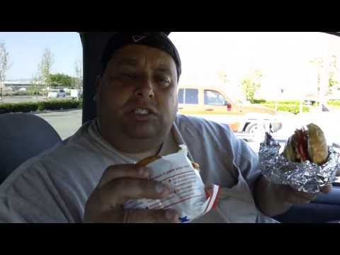 In-N-Out Burger vs. Five Guys Burgers REVIEWED!