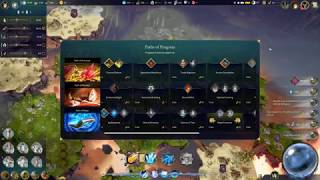 Driftland: The Magic Revival || skirmish | Brave Mage difficulty | medium map