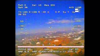 Skyhunter FPV - Personal Best Distance 21.3km Flight