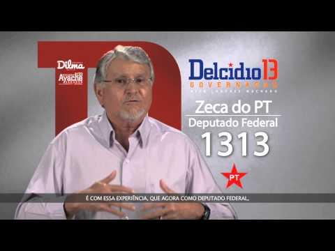 Programa Eleitoral Zeca do PT - 1313 O Federal do Povo 4