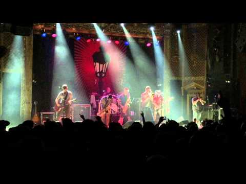 Streetlight Manifesto - The Three Of Us Live