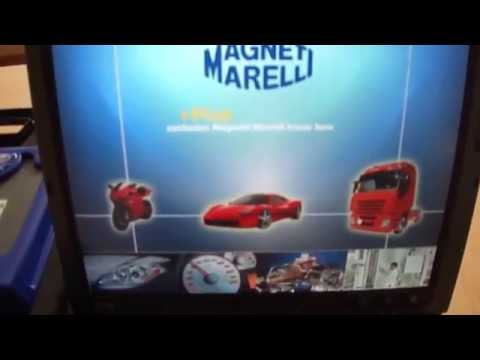 NEW Professional Diagnostic Scanner - Magneti Marelli Logic (Unboxing, Testing and Review)