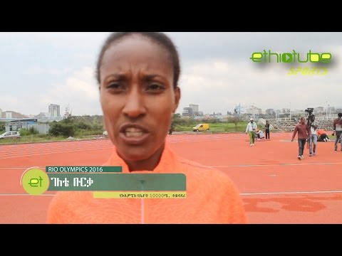 Rio 2016 - Interview With Athlete Gelete Burka Of Team Ethiopia - July 2016