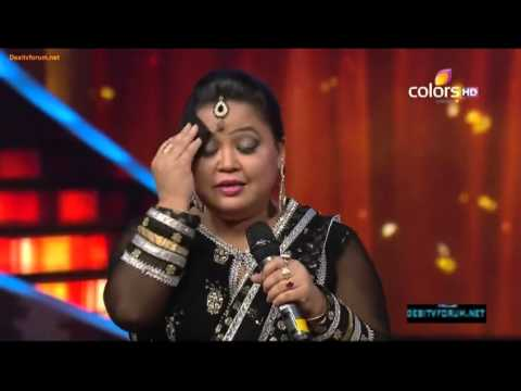 Bharti, Savio, Manish-Jhalak Dikhla Jaa (Season 5) 19th August 2012