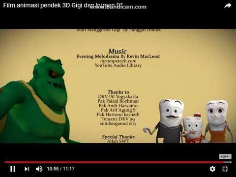 Film Animasi Gigi Animation 3D