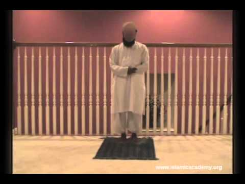How To Offer Namaz (2 rakat Front) video