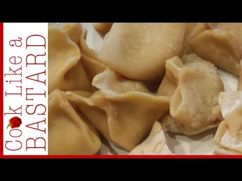 How to Make Manti (Turkish Ravioli)