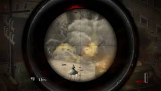 Sniper Elite V2 - Explained Q+A Developer Diary + Gameplay