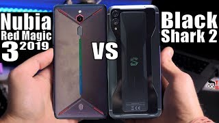 Nubia Red Magic 3 vs Black Shark 2: Best Gaming Phones 2019!