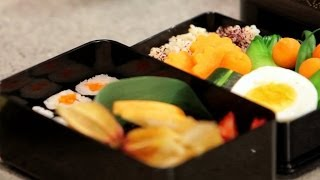 Sushi Rolls for a Child's Bento Box | Bento Box