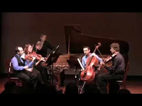 National Chamber Ensemble - Liebermann Piano Quintet, 4th mvmt