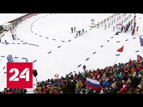 Долгожданное золото эстафеты: хроника победы российских биатлонистов