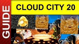 Angry Birds Star Wars Cloud City 20 Level 4-20
