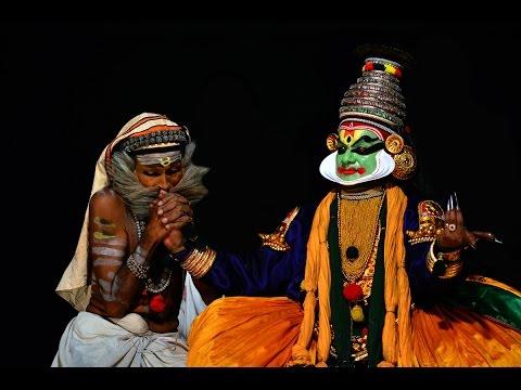 Kuchelavrutham Kathakali   Ajitha Hare video