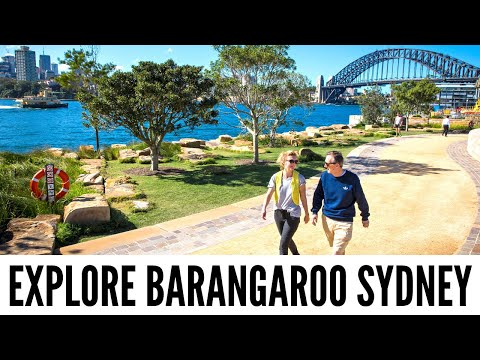 Visit Sydney's Barangaroo Reserve with The Big Bus tour and travel guide