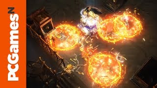 Path of Exile: Delve new skills Smite and Toxic Rain