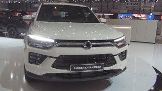 SsangYong Korando (2019) Exterior and Interior