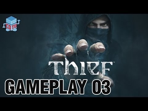 Thief WEAPONS Gameplay Commentary