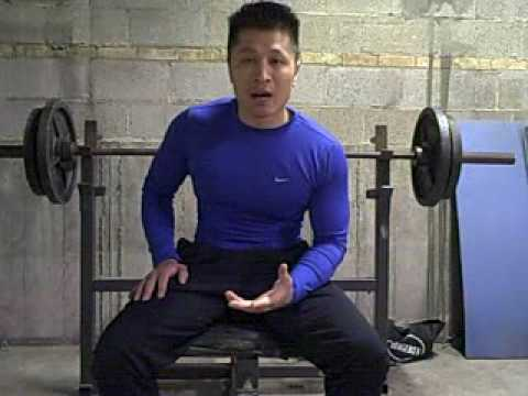 Fitness #38: How to Bench Press More Weight (Freddie's Modern Kung Fu 2010)