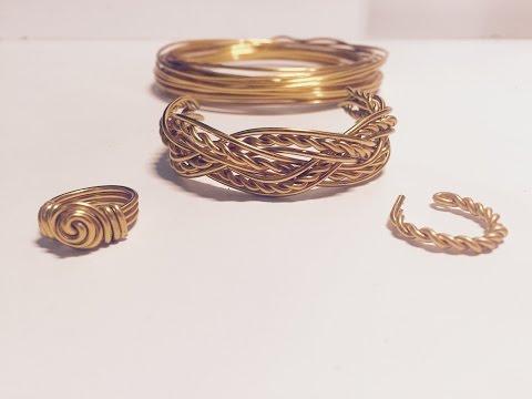Как сделать оригинальные украшения для мамы/сестры/девушки?! | How to make original gifts ?!
