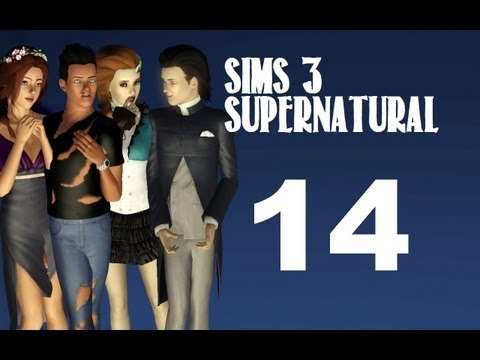 Let's Play: The Sims 3 Supernatural - (Part 14) - Pregnant Fairy w/Commentary