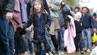 Refugee crisis in Croatia, Serbia and Slovenia have intensified