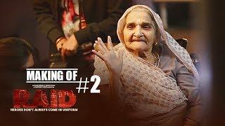 Making of Raid | Pushpa Joshi | Ajay Devgn | Ileana D'Cruz | Raj Kumar Gupta