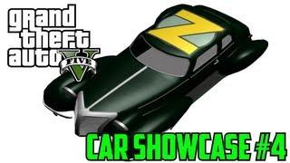 GTA V: Z-Type ($10,000,000) | Car Showcase #4
