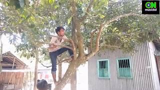 দেখুন ২০১৮ সালের ফাটাফাটি ফানি ভিডিও নরিল্যা││ Bangla Top funny video 2018 ││On Music bd ││