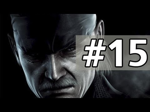 Metal Gear Solid 4: Guns of the Patriots Walkthrough #15